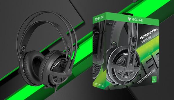 SteelSeries Siberia X300 pour Xbox One