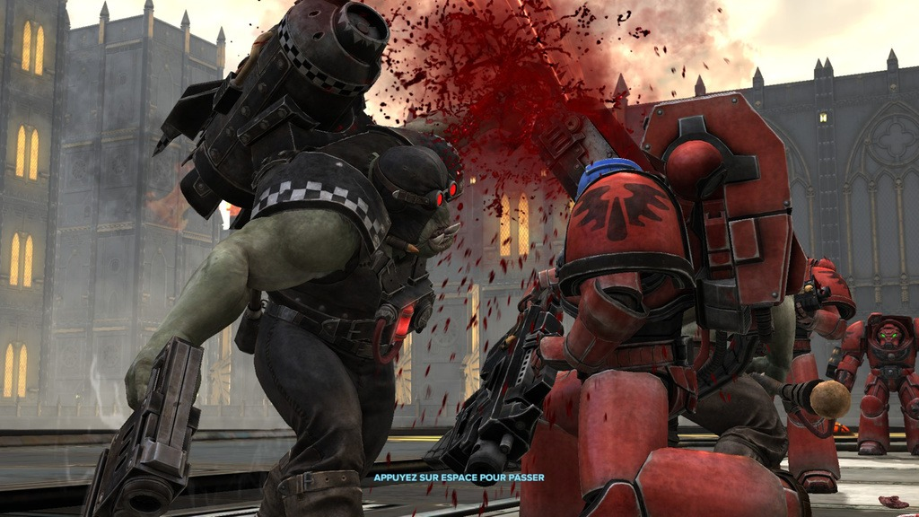 Warhammer 40,000 : Regicide