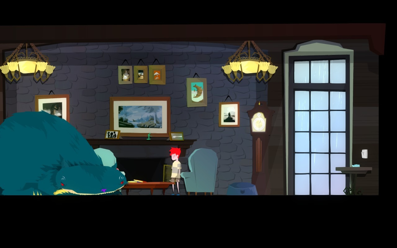 Preview – Between Me and The Night (PC, Mac)