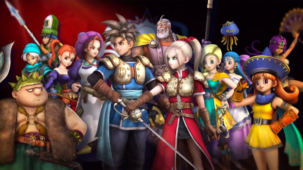 Gameplay de Présentation – Dragon Quest Heroes (PS4, PC)