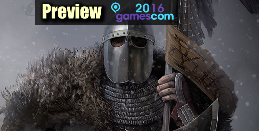 Gamescom 2016 – Preview : Mount & Blade II Bannerlord