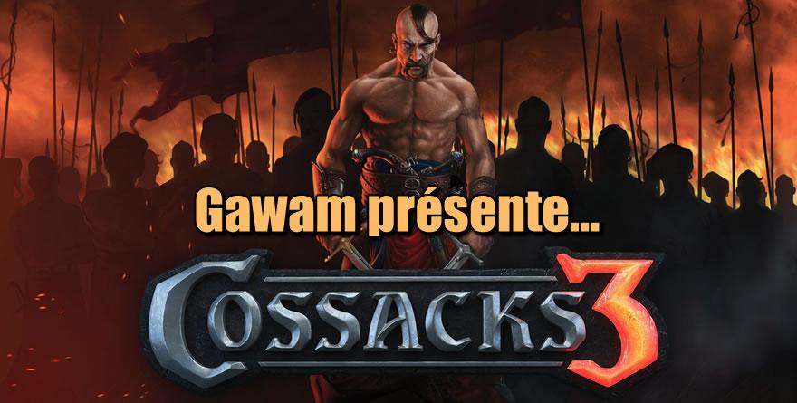 Cossacks 3 : à moins que ce soit le premier ?