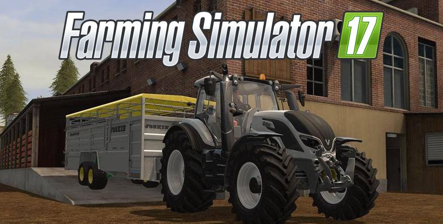 Gamescom 2016 – Preview : Farming Simulator 2017