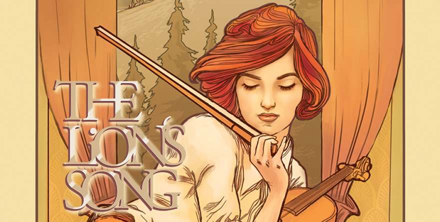 [GC 16] – Interview : Gregor Eigner (The Lion's Song)