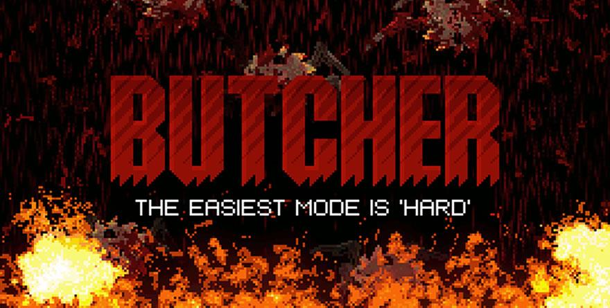 Butcher : musique classique et gerbes de sang