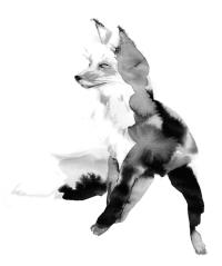 1st Spirit - Fox - Dawn