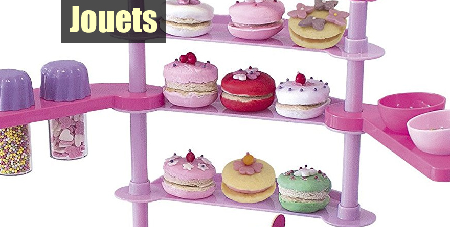 Mini-Délices: Mon Atelier Macarons