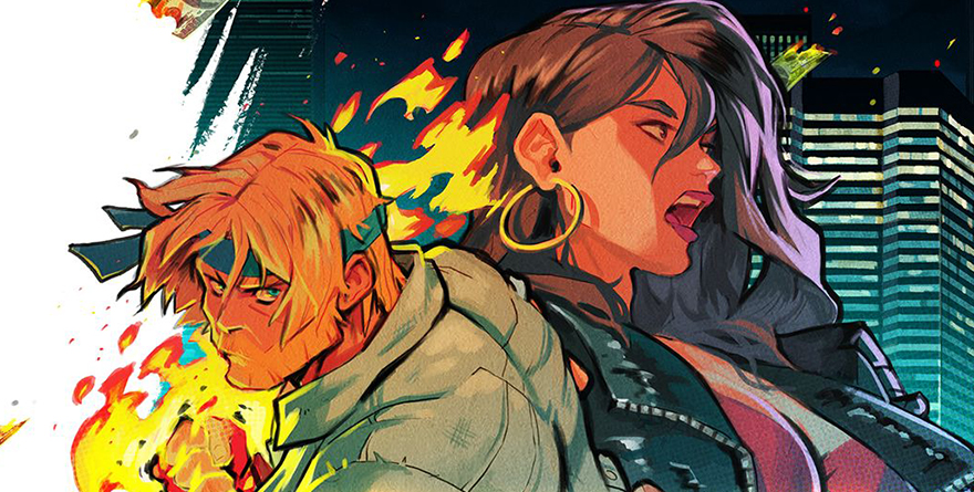Interview – Streets of Rage 4
