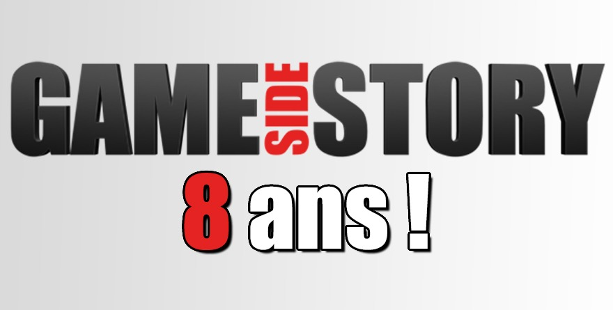 Game Side Story fête ses 8 ans d'existence!