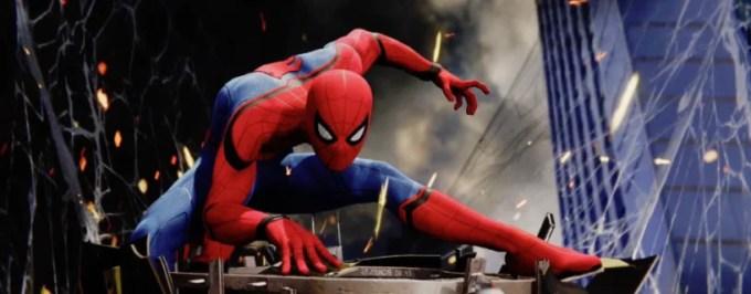 Marvel's Spider Man version for PC