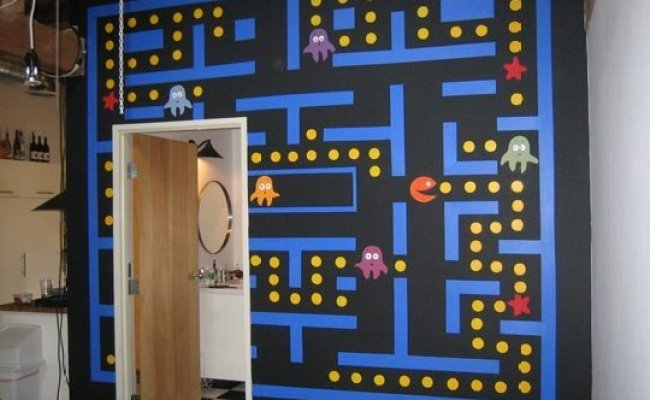 10 Real Life Video Game Room Decors That Ll Amaze You