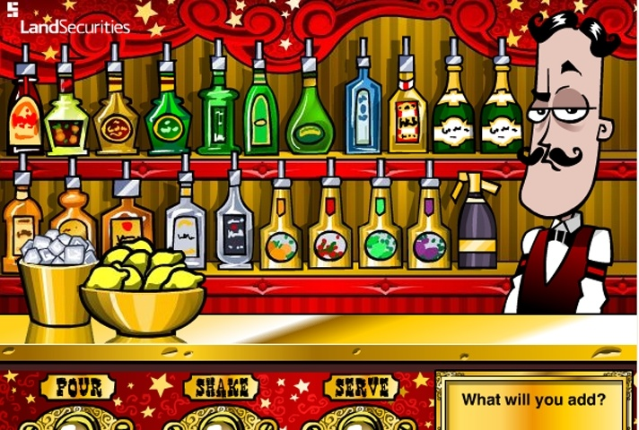 Bartender The Right Mix Game Make Your Own Games Games