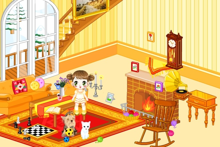 Decorating Houses Games Online