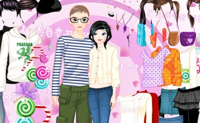 Nice Korean Couple Dressup Game Couples Dress Up Games