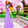 Blooming Flowers Girl Dressup Game Girl Dress Up Games