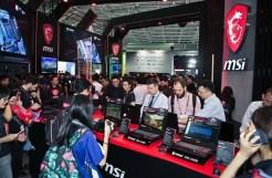 MSI showcases its Gaming innovations at COMPUTEX