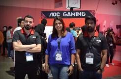 AOC concludes successful ME Games Con 2018