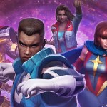 Fantastic Four arrive in MARVEL Future Fight