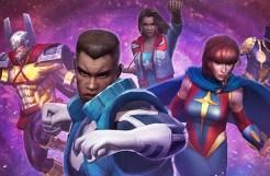 Fantastic Four arrive in MARVEL Future Fight