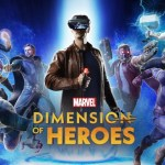 Lenovo Mirage AR brings Marvel Dimension of Heroes to life