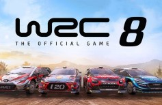 WRC 8 Deluxe Edition FIA World Rally Championship is out