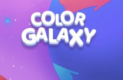 Color Galaxy, the new game on Snapchat