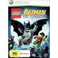 LEGO Batman [Pre-Owned] (Xbox 360) | The Gamesmen