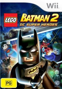 LEGO Batman 2: DC Super Heroes [Pre-Owned] (Wii) | The ...