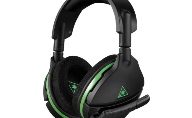 Turtle Beach Ear Force Stealth 600 Wireless Gaming Headset