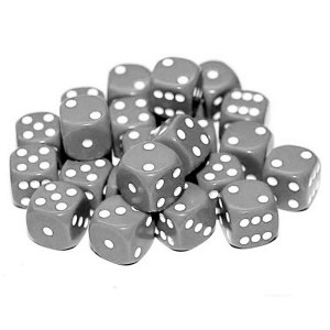 Spotted Dice
