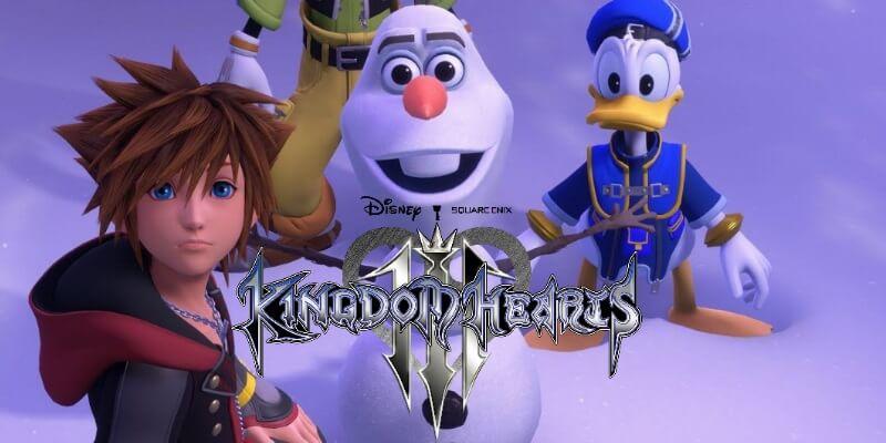 kingdom hearts 3 uscita news e anticipazioni