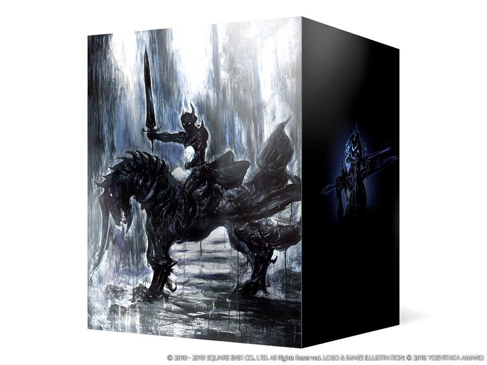Final Fantasy XIV Shadowbringers Data Duscita Trailer Collectors Edition GameSoulit