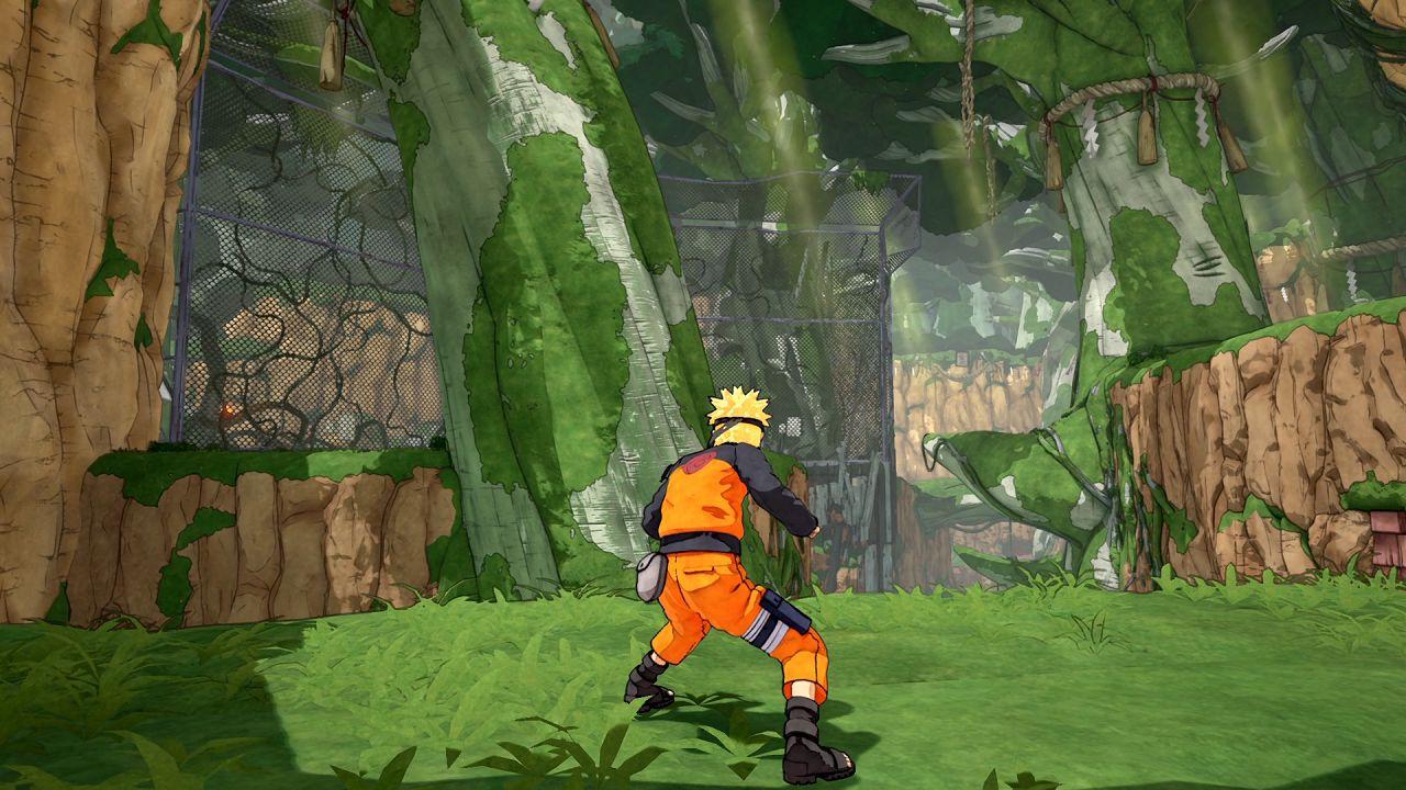 Annunciato Naruto To Boruto Shinobi Striker GameSource