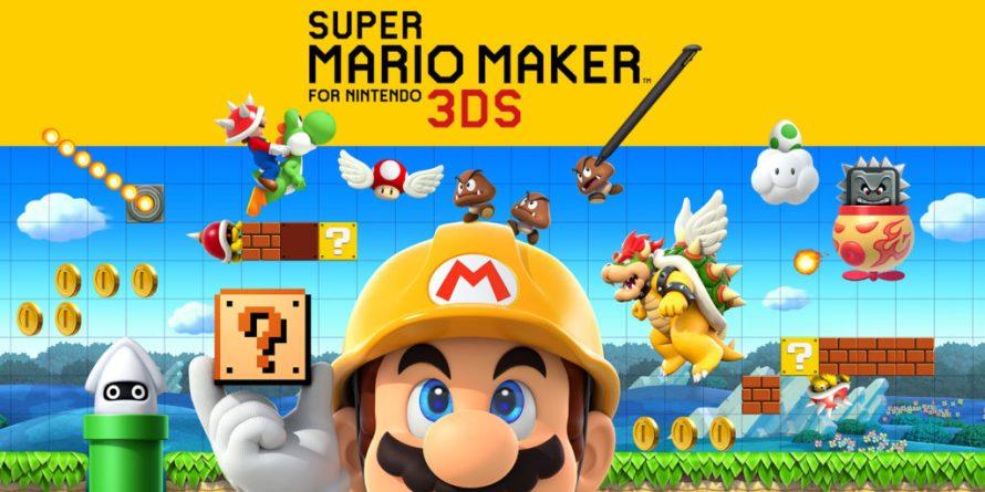 Super Mario Maker per Nintendo 3DS