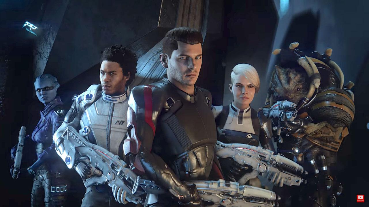 Mass Effect Andromeda, nuovi particolari su romance e personaggi