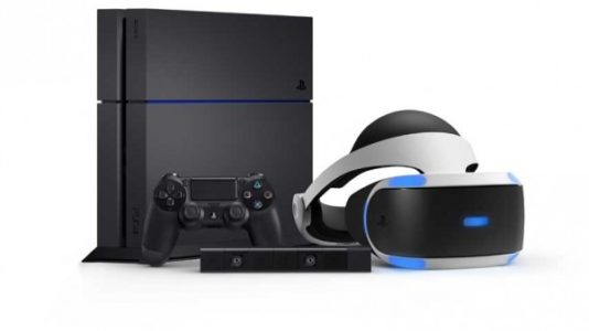 PS4, supporto per hard disk USB e film 3D in VR