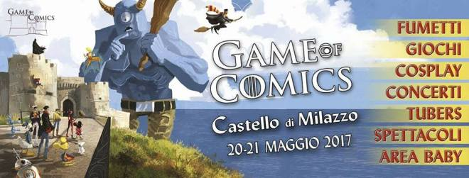 GamesOverBoard al Game of Comics