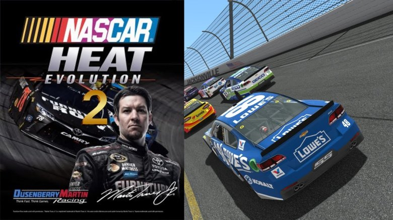 NASCAR Heat 2 Will Launch On September 12th For PS4, Xbox One and PC - GameSpace.com