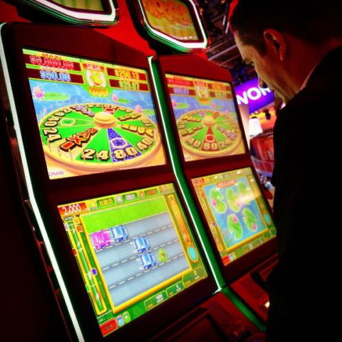 Online-Slots $ 5 Einzahlung