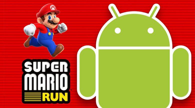 super mario run the