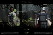 海外ゲラルト役声優も出演するサイコロジカルRPG『Sacred Fire: A Role Playing Game』早期アクセス開始 画像