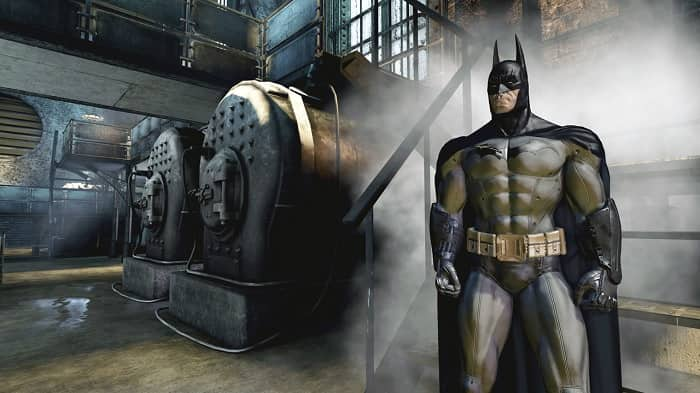 Batman Return To Arkham Announced For PS4 And Xbox One