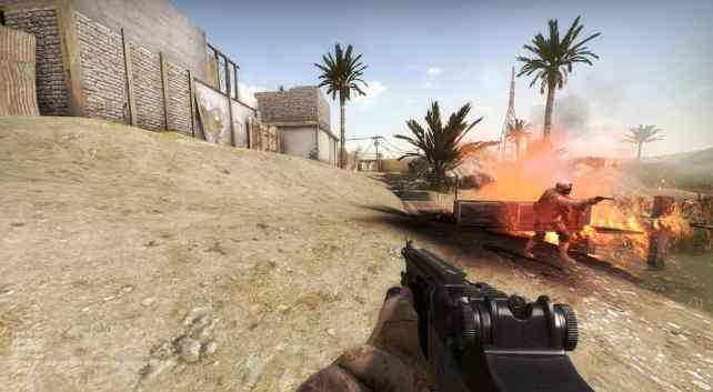 Image result for Video Game Insurgency