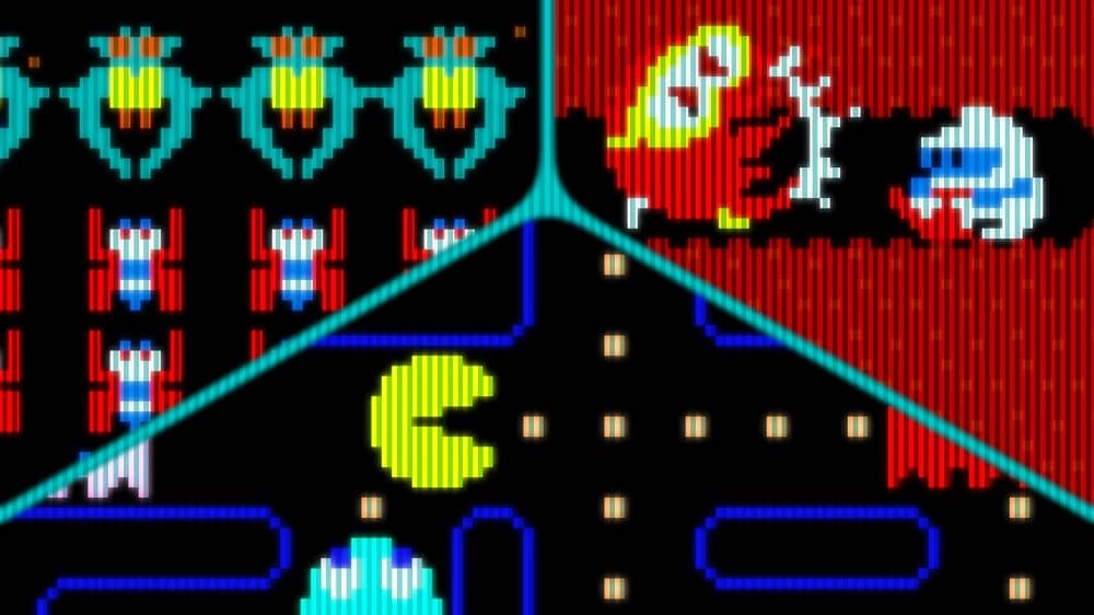Arcade Game Series 3 In 1 Pack Review GameSpew