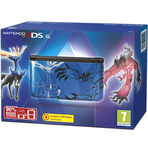 Pokemon XY Blue 3DS XL