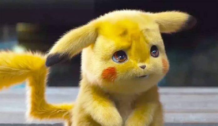 The New Detective Pikachu Movie Looks Adorably Cheesy