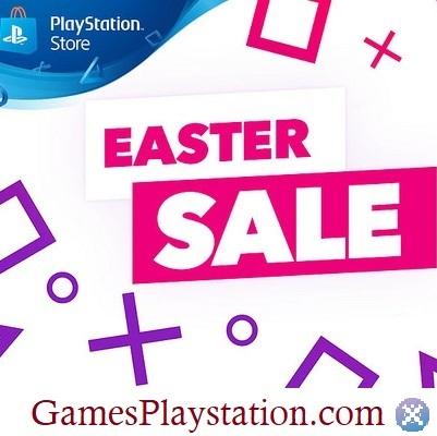 Soldes Pâques GamesPlaystation