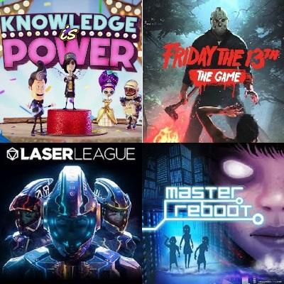 Jeux du mois PSN - octobre 2018