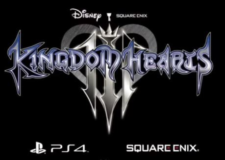 Kindgom Heart 3 playstation 4