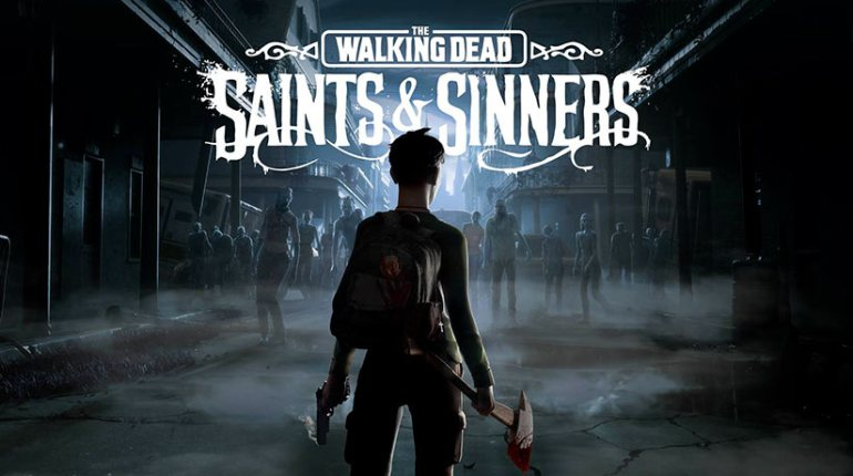 The Walking Dead - Saints & Sinner